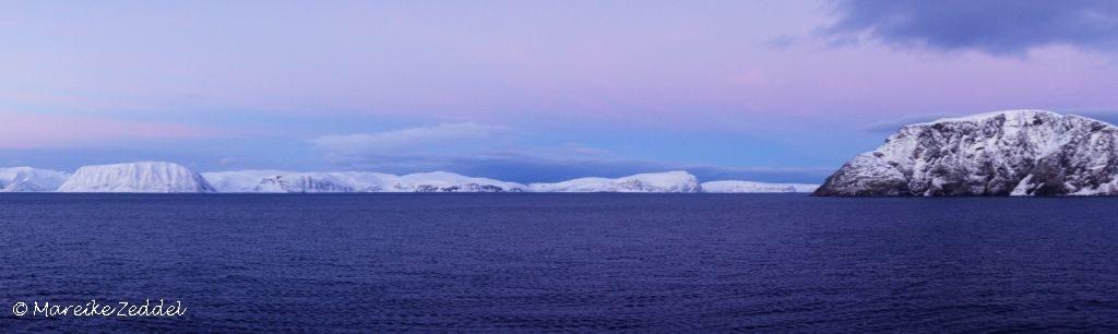 Hoppla Schon Wieder Duster Norwegen Zur Zeit Der Polarnacht Unterwegs In Foto Und Wort