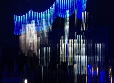 Elbphilharmonie Hamburg in Kunstform