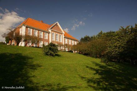 Kreismuseum in Ratzeburg liegt auf Hügel