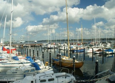 Yachthafen Kiel Wik